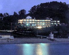 輪島温泉 八汐の外観