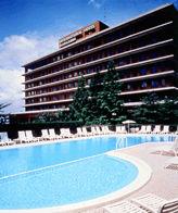 金沢国際ホテルの外観