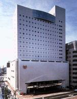 ホテルフジタ福井の外観