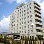 ホテルルートイン福井大和田の外観