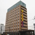 ホテルルートイン敦賀駅前の外観