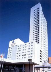 ロワジールホテル豊橋の外観