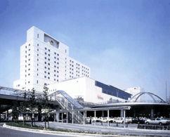 ホテルアソシア豊橋の外観