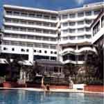 三谷温泉 ひがきホテルの外観