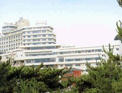 ホテル東海園の外観