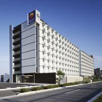 コンフォートホテル中部国際空港の外観