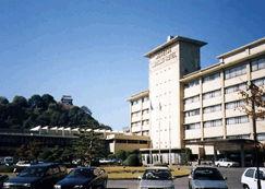 名鉄犬山ホテルの外観