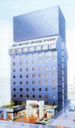 名古屋フラワーホテルの外観