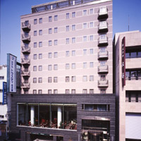 ホテルトラスティ名古屋の外観