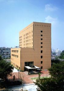 KKRホテル名古屋(国家公務員共済組合連合会名古屋共済)の外観