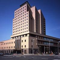 ホテル メルパルク名古屋の外観
