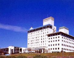 岐阜グランドホテルの外観