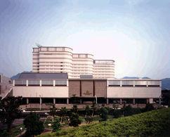 岐阜都ホテルの外観