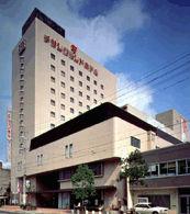 ロワジールホテル大垣の外観