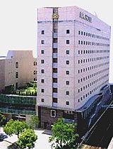 アパホテル大垣駅前の外観