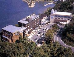 恵那峡グランドホテルの外観