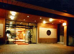 下呂温泉 木曽屋の外観