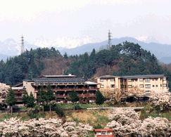 高山観光ホテル(四季彩の宿 萩高山)の外観