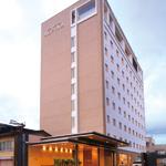 スパホテル アルピナ飛騨高山の外観