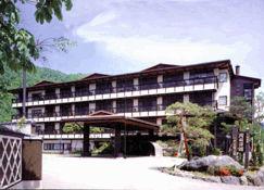 岡田旅館の外観