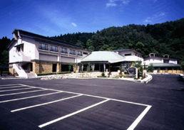 郡上八幡ホテル積翠園の外観