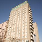 ホテルルートイン岐阜羽島駅前の外観