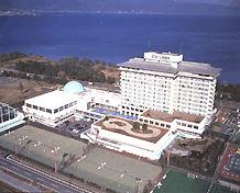 ホテルラフォーレ琵琶湖の外観