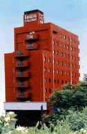 アーバンホテル草津の外観