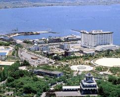 長浜ロイヤルホテルの外観