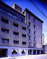 ホテル佐野家の外観