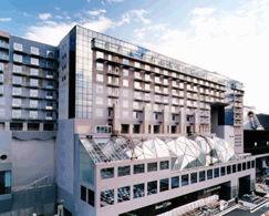 ホテルグランヴィア京都の外観