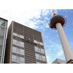 ホテル法華クラブ京都の外観