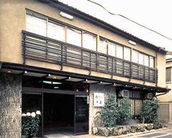 たき川旅館本館の外観
