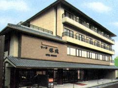 京の宿洛兆の外観