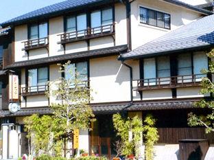 京の宿 北海館 お花坊の外観