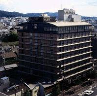 ホテルサンルート京都の外観