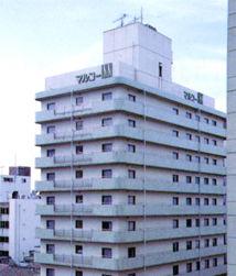 コートホテル京都四条の外観