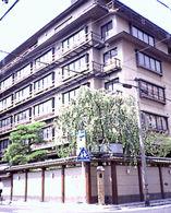 三木半旅館の外観
