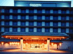 京都ブライトンホテルの外観