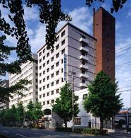 京都シティホテルの外観