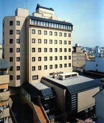 コープイン京都の外観