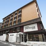 ホテルサンライン京都祇園四条の外観