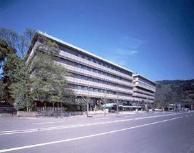 ホテル平安の森京都の外観