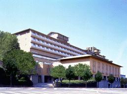 ウェスティン都ホテル京都の外観