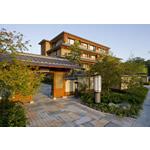 京都嵐山温泉 花伝抄の外観