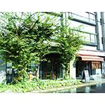 ビジネスホテル嵐山の外観