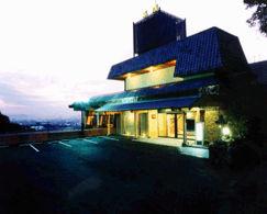 遊景の宿 平城の外観