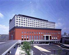 ホテル日航奈良の外観