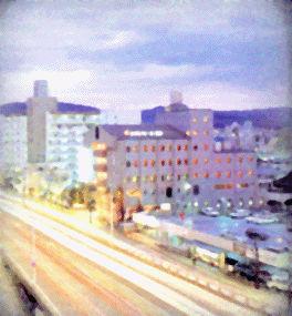 ホテルアジール・奈良の外観