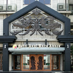 ホテルアジール・奈良アネックスの外観